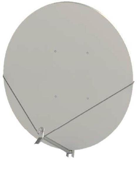 Global Skyware 2.4m Extended Ku Band Receiver Transmitter (Rx/Tx) SFL Class III Antenna System