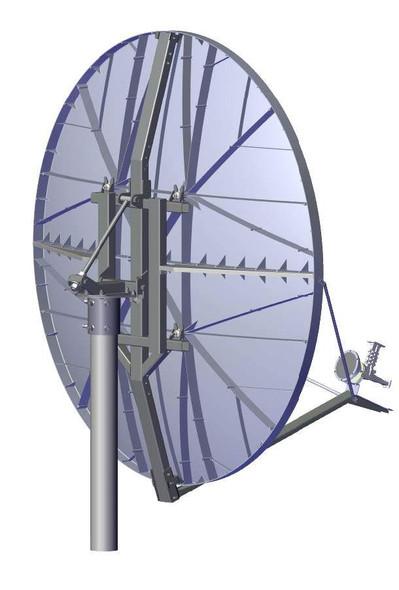 Global Skyware 2.4m Receiver Transmitter (Rx/Tx) Class IIIH Antenna System