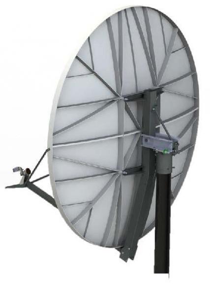 Global Skyware 2.4m SFL Receiver Transmitter (RxTx) Antenna