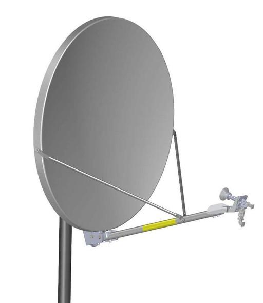 Global Skyware 98cm Ka Band Receiver Transmitter (RxTx) Antenna System