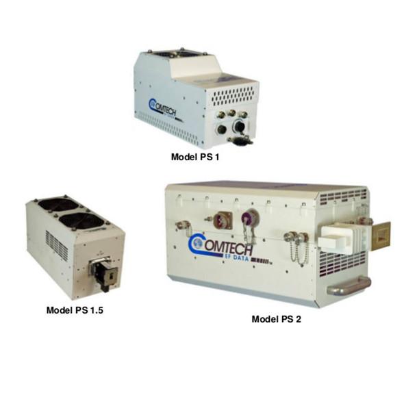 Comtech LPOD C-, X- or Ku-Band Block Up Converter (BUC)/SSPA