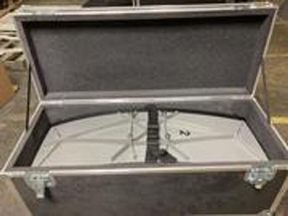 1.2m Flyaway Antenna Terminal Eagle Mount Series