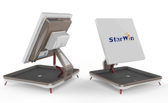 Starwin uSat Flat-Panel Portable (Auto) Terminal FL60P-E