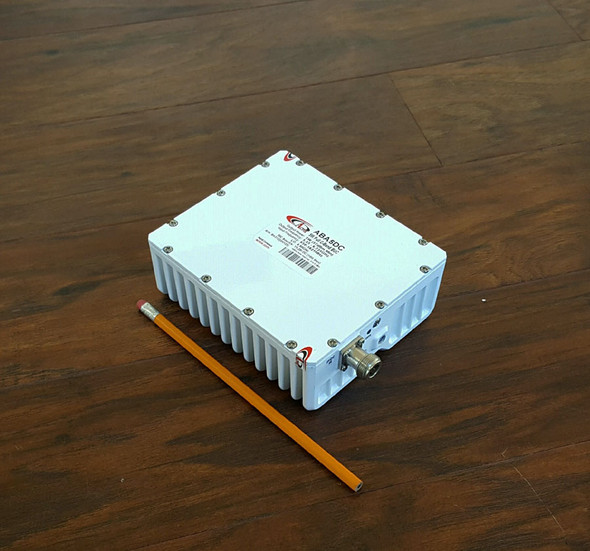 Actox 5W Extended C-Band (5.85 - 6.725 GHz)BUC