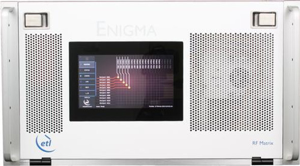 ENIGMA L-BAND MATRIX (DOWNLINK) 32 X 32 WITH –5 DB TO +5DB VARIABLE GAIN