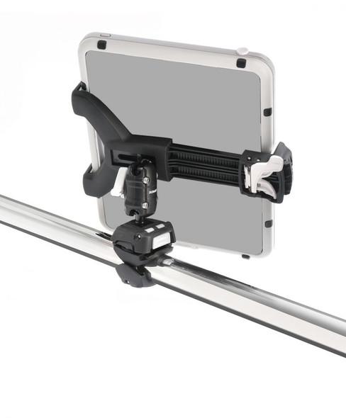 ROKK Mini Tablet Mount kit with Rail Base