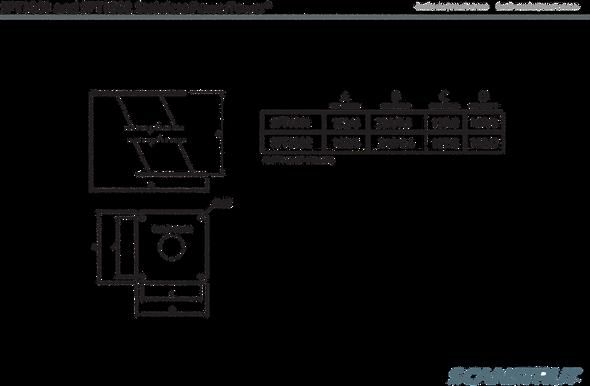 "Stainless PowerTower 150mm / 6"" high - SPT1002"