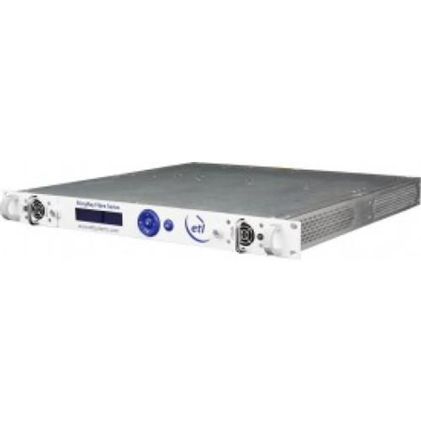 STINGRAY RF OVER FIBRE CHASSIS, 12 MODULE, WITH LNB POWERING, 100 SERIES