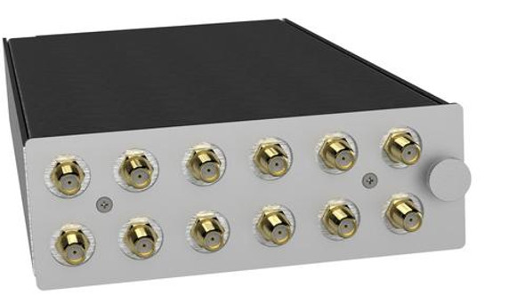 SWIFT 2+1 REDUNDANCY SWITCH MODULE WITH STANDBY INPUTS AND OUTPUTS - DC TO 40 GHZ