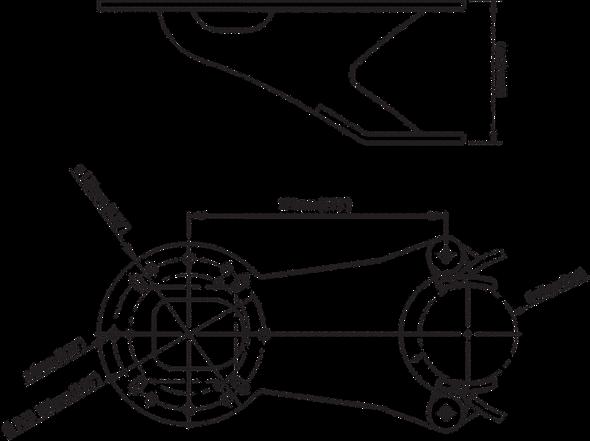 CAM-MM-01 Camera mast mount