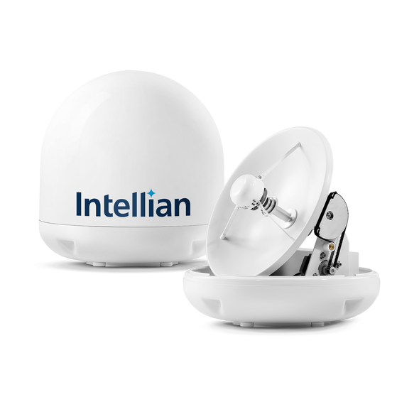 Intellian i3 US System with 37cm (14.6 inch) Reflector & North Americas LNB (11.25GHz)