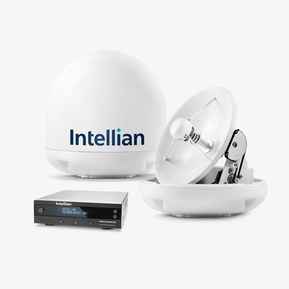 Intellian i2 US System + DirecTV Receiver (H24)