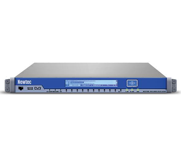 MCX7000 Multi-Carrier Satellite Gateway