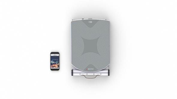 Satcube Ku with inbuilt UHP‐210 modem