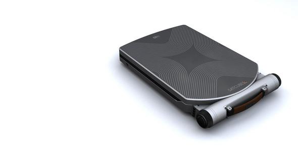 Satcube Ku Secure - with inbuilt iDirect 950mp modem