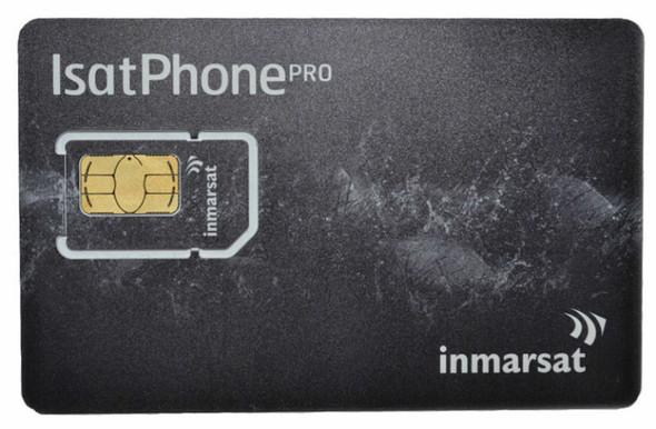 Inmarsat ISAT PHONE 30 Monthly Subscription Plan
