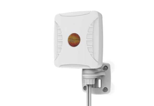 X-POLARISED, OXPOL 1-5G, OMNI-DIRECTIONAL, 2X2 LTE MIMO ANTENNA  698 – 3800 MHz, 3dBi