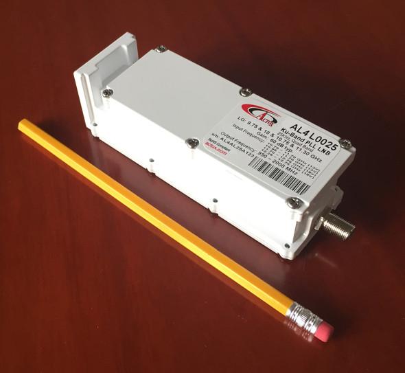 Actox  AL4L0025 - 25 KHz stability 4-L.O. Ku-Band PLL LNB