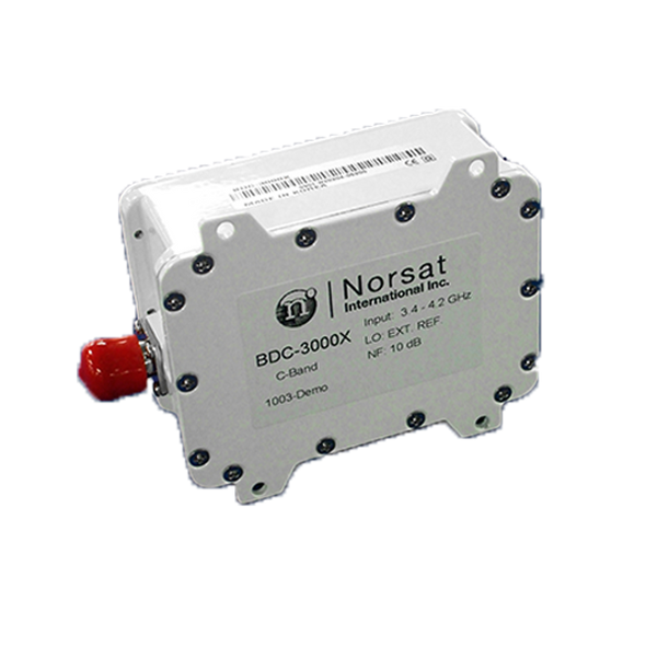 Norsat 1000 Series BDC-1000AEFP Ku-Band Single-band BDC