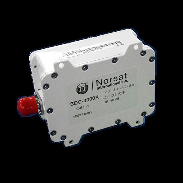 Norsat 3000 Series BDC-3000XFC-10S C-Band Single-band BDC