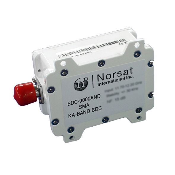 Norsat 9000 Series BDC-9000ASC Ka-Band Single-band BDC