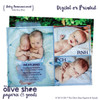 Little Boy Blue // Baby Announcement