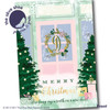 Oh I Mint to Blush // Holiday Card