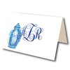 Folded Note Cards // Something Blue Stationery Suite