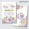 The Lindsey  // Wedding Invitation Suite