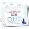 It's a Sailabration // Birthday Invitation