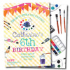 Create and Celebrate // Birthday Invitation