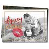 Merry Holiday Horizontal // Holiday Card