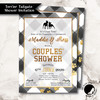 Terrier Tailgate // Wedding Shower Invitation