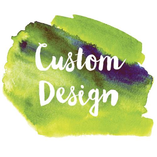 Custom Design // Holiday Card