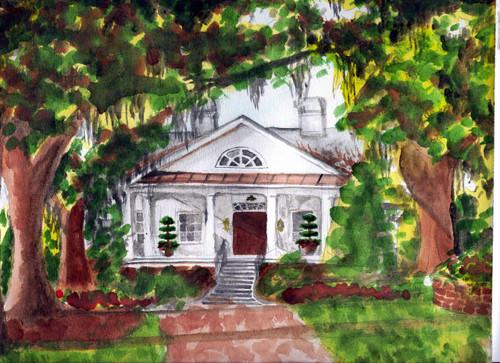 Caledonia Club House, Pawleys Island, South Carolina