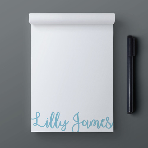 I Hear You Lilly and Clear // Note Pad