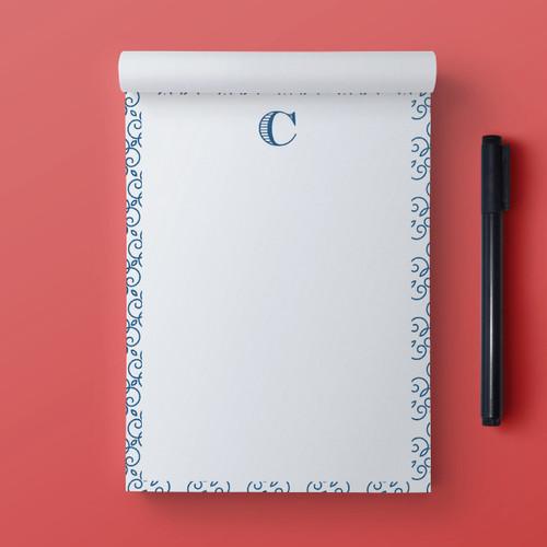 Simpli-C-ty // Note Pad
