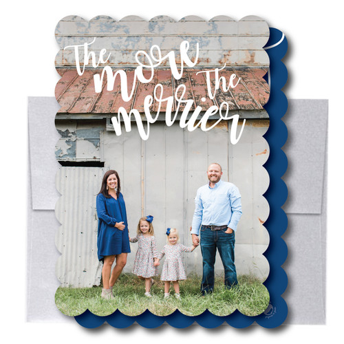 The More The Merrier // Holiday Card