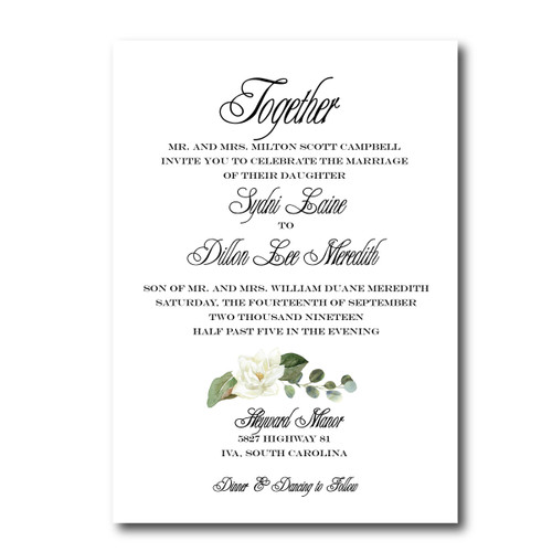 The Campbell // Wedding Invitation Suite