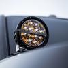 "Rigid Industries 360-Series, 6"" Pair, Spot (Amber Backlight)"