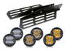 2017+ Ford Raptor Triple Fog Light Kit (w/Rigid Industries 360-Series)