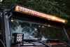 "Aerolidz Light Bar Cover - 50"" / 52"" - Clear - Dual Row"