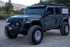 Baja Designs Jeep JL/JT Rubicon Steel Bumper XL Pro Light Kit (Upfitter)