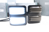 Morimoto XB LED Side Mirror Lights for Ford Super Duty (2011-2016)