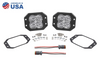 """Diode Dynamics Stage Series 3"""" Sport White SAE Driving Flush (Pair)"""