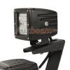 "8.6"" Light Windshield A-Pillar Mounting Brackets for 2007-2015 Jeep Wrangler"