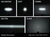 "Diode Dynamics Stage Series 3"" Sport White Spot Flush (Pair)"