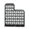 BuiltRight Industries Rear Seat Back Storage Panel for 2015-2020 Ford F-150 & 2017-2020 F-250/F-350