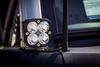 Baja Designs A-Pillar Kit for 2021+ Ford Bronco (Squadron Sport/Upfitter)