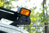"""Diode Dynamics Stage Series 2"""" LED Pod Pro Yellow Fog Standard Amber Backlight (Single)"""